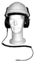 HDS-66x Listening Headset Safety He.