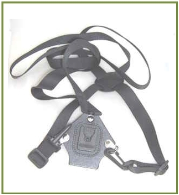NCH-9x Nylon Chest Harness