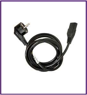 TGR990 CA-138 AC-Cable with UK Plug 230V
