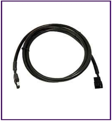 TGR990 CA-128 Power Cable DC 2,40m
