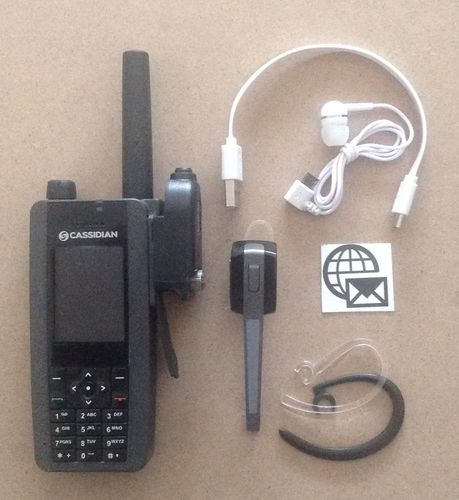 BT Dongle + BT PTT Headset incl. PTT - 3rd Party